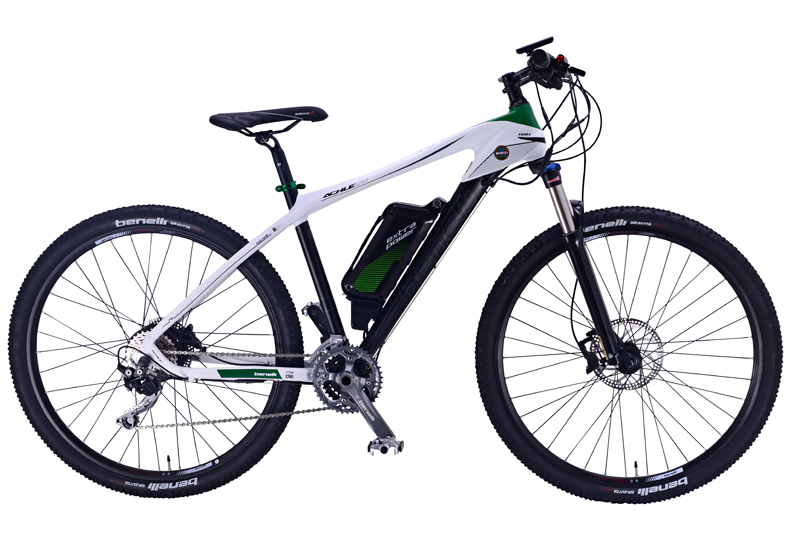 Benelli Mountain Bike Elettrica Achle