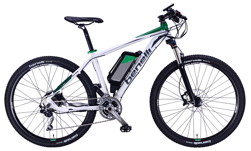 Benelli Mountain Bike Elettrica Alpan